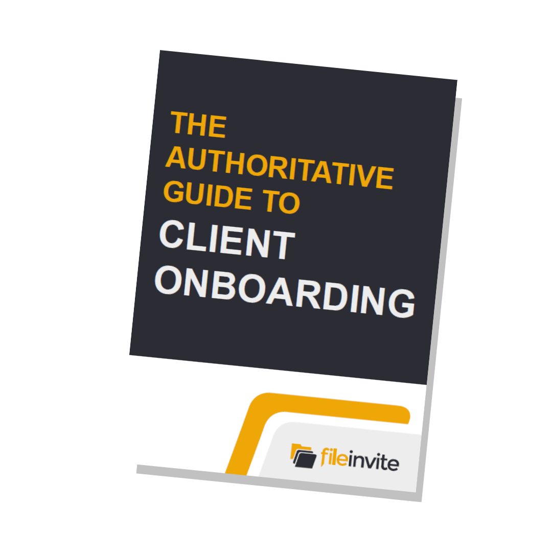 client onboarding cover
